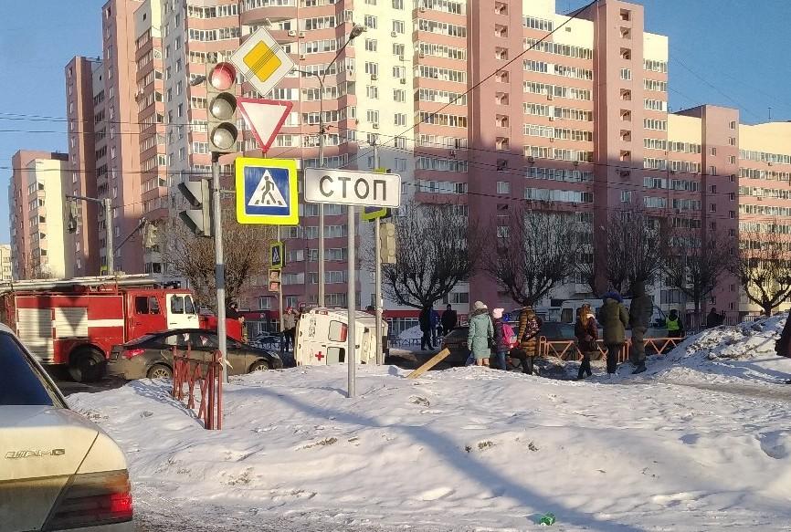 Не дождалась: в Ярославле скончалась пациентка, к которой спешила попавшая в ДТП скорая