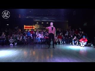 Freestyle battle 1x1 // I Love This Dance // Ксю Керова VS Андрей Морыженков