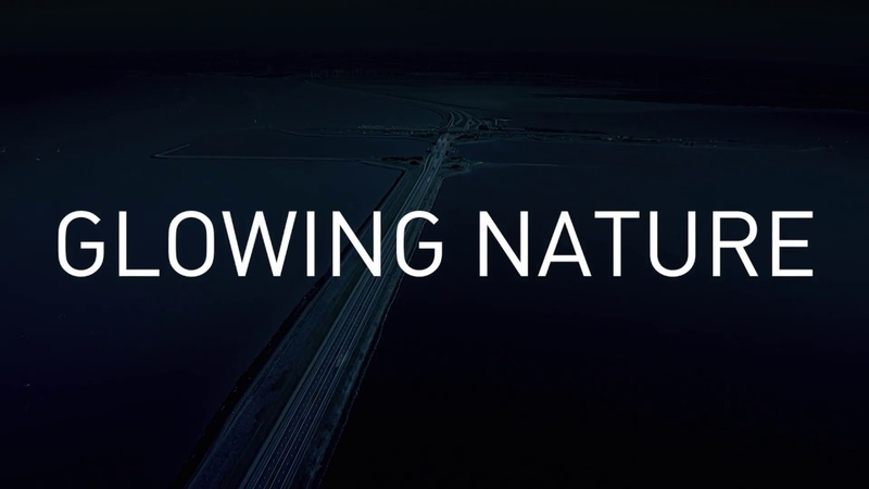 GLOWING NATURE by Daan Roosegaarde OFFICIAL VIDEO