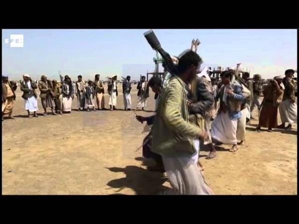 Houthis mostram poder em manifestação no Iêmen contra Arábia Saudita