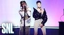 Выступление Lil Wayne с треком «Cant Be Broken» на шоу «SNL»