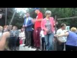 Строительный забор на месте вырубки рощи сломали с подачи кандидата в мэры Свиридова