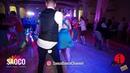 Anton Shcherbak and Aleksandra Shatalova Salsa Dancing in Lendvorets at The Third Front, 03.08.2018