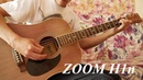 Panasonic G7 vs ZOOM H1n (guitar sound test)