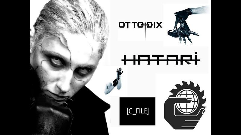 Hatari Otto Dix C File