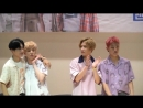 FANCAM | 17.06.18 | A.C.E (Phototime) @ 4th fansign Incheon Media Center