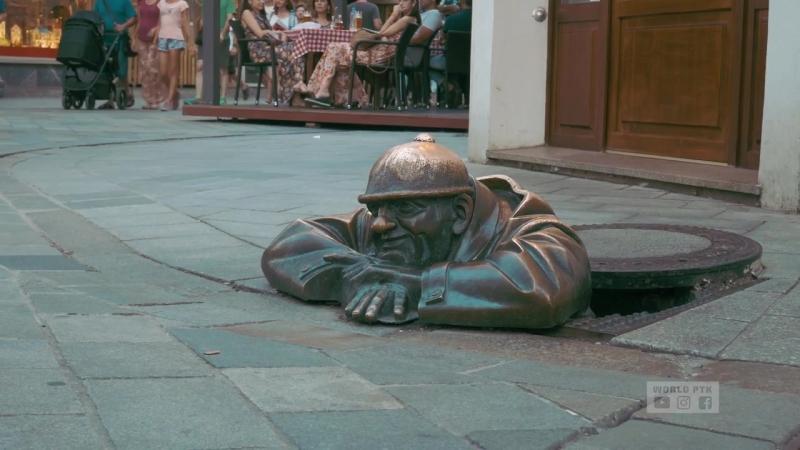 Bratislava - Slovakia 4K _ Travel Video