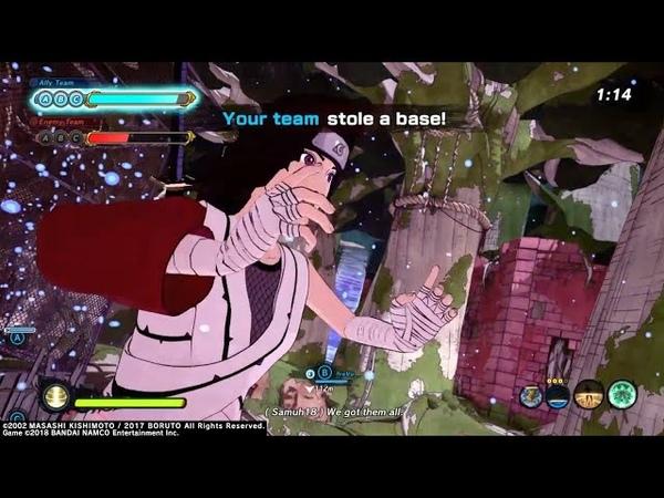 Kurenai Gameplay NARUTO TO BORUTO: SHINOBI STRIKER (Created Character)