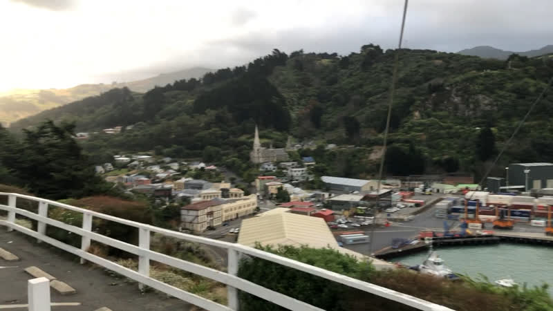 Port Charmels, New Zealand