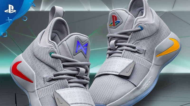 Nike PG 2.5 x PlayStation Colorway | Announce Video