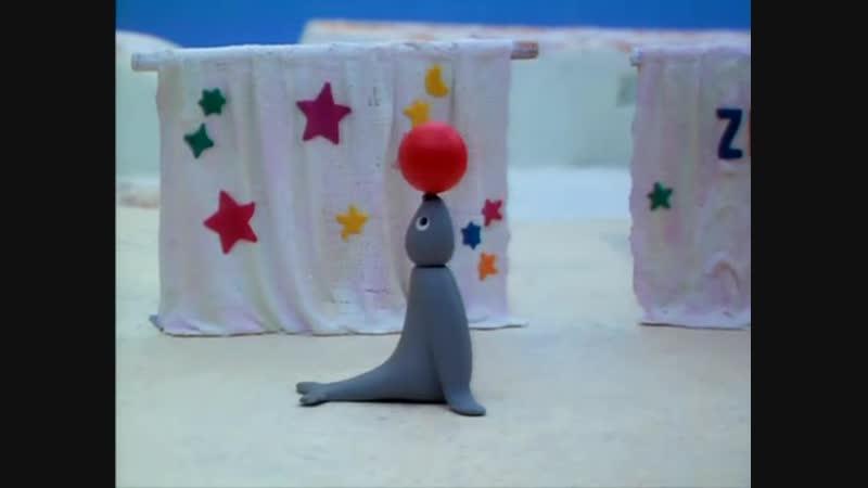 026 Pingu and Pinga Play Circus
