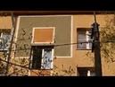 Утеплил пенопластом фасады дома 15 лет назад пятиэтажка без отселения жильцов