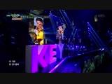 Key - One Of Those Nights @ Music Bank 181130
