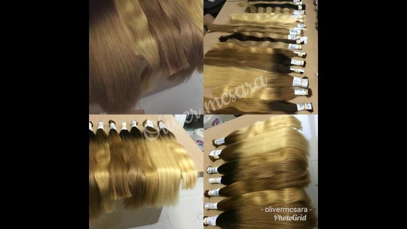 BULK HAIR STRAIGHT, NICE COLOR, 20-24 INCHES