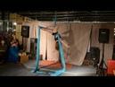 Bongoeventbar at Faiza Tribal /Наталия Степаненко/Aerial silks / Воздушные полотна Киев / Центр Ирис