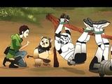 Звёздные Войны Силы Судьбы - Эпизод 3 - Побег эвоков