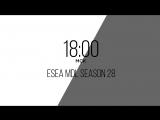 ESEA MDL 28 Gambit Esports vs Japaleno