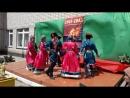 открытие турнира Менкенова Г. Г. 2018. танец Праздник весны