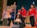 Утомлённые солнцем - Музыкальный конкурс КВН Высшая лига 2001. Вторая 1/4 финала
