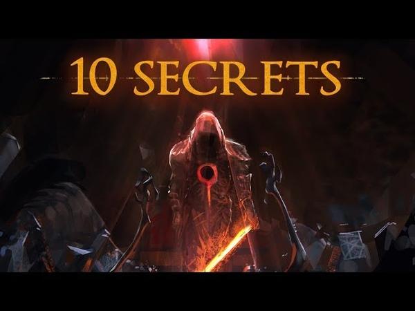 Dark Souls Lore ► 10 Secrets of War