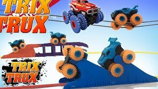 Trix Trux- Monster Truck Монстр-траки