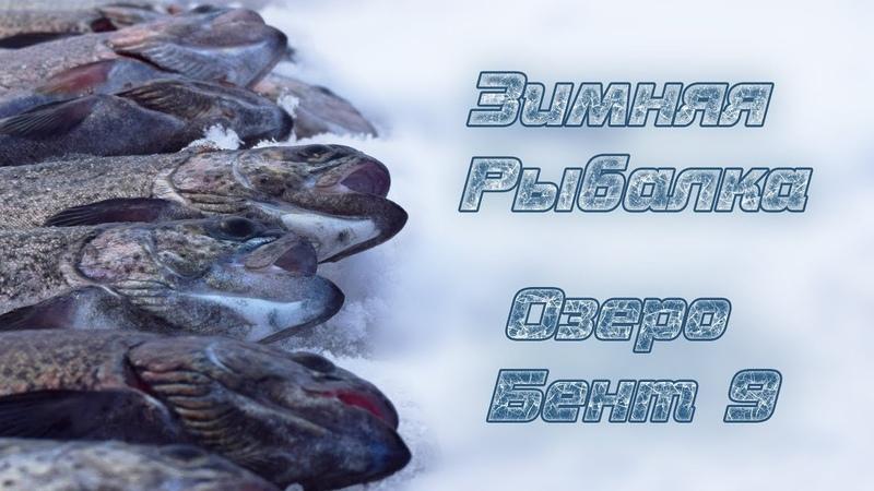 3. Зимняя Рыбалка. Озеро Бент 9. Ловля Форели. Зимняя Рыбалка в Алматы.