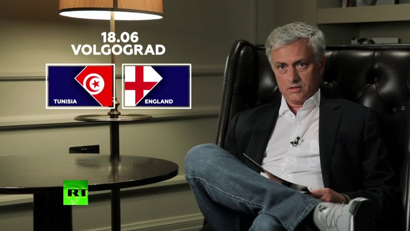 'Talent experience have to win': Mourinho picks England over Tunisia in his latest prediction