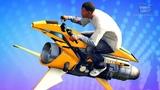 GTA Online - Oppressor MK II Gameplay (Unreleased Vehicle)