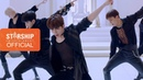 MONSTA X (몬스타엑스) - SHOOT OUT [Performance MV] ГруппаЮжнаяКорея