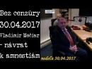 Soros pomohol poraziť Mečiara - Šimečka, Smatana, Mečiar
