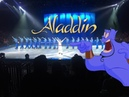 Disney on Ice celebrates 100 Years of Magic Aladdin Genie