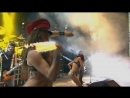 Motörhead (Feat Nina C Alice) Killed by Death live Wacken 2009