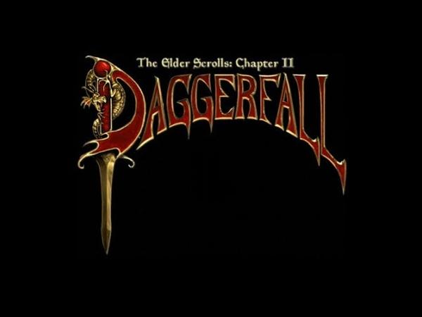 TES Lore Daggerfall 1996
