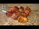 Шашлык по-кавказски. Шашлык по-армянски. Настоящий вкусный шашлык!