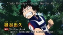 Class A Improve Their Quirk Boku No Hero Academia / Season 3 Episode 3
