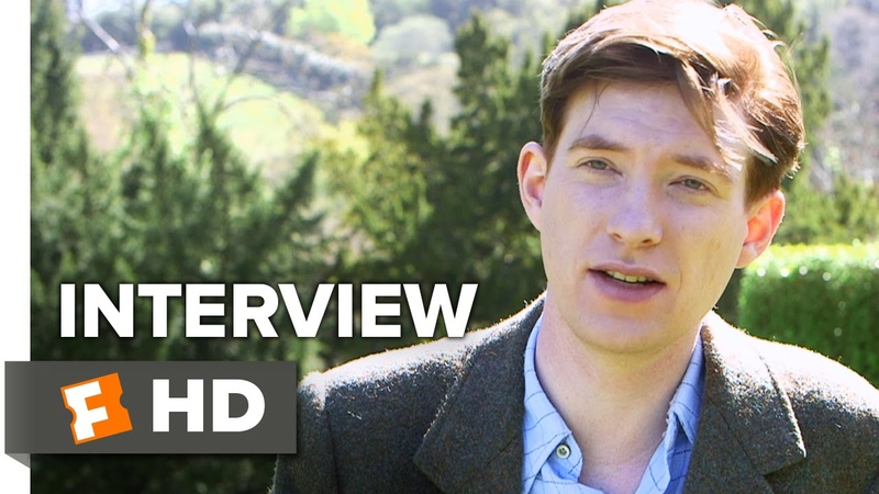 Brooklyn Interview - Domhnall Gleeson (2015)