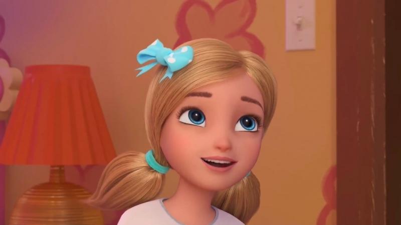 The Tumblin' Tangleweed | Barbie Dreamtopia: The Series | Episode 26 [VK]