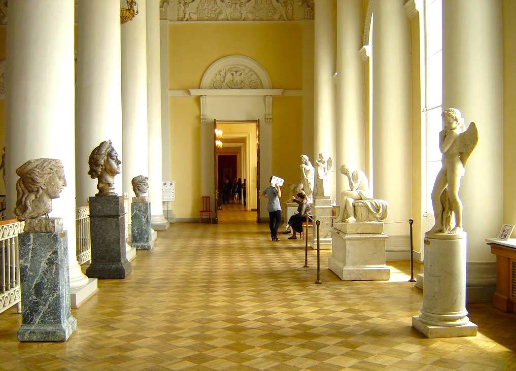 Музейное путешествие «В Русский музей за сказками»