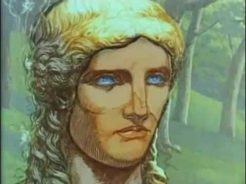 Древнегреческие легенды. Мультфильм: Дафна. ► лучшие мультфильмы, смотреть мультики