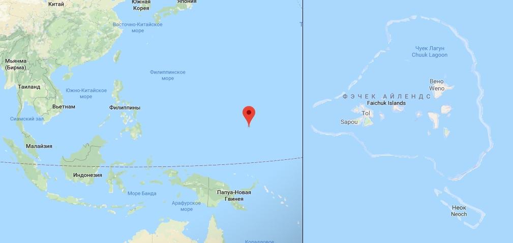Федеративные штаты Микронезии