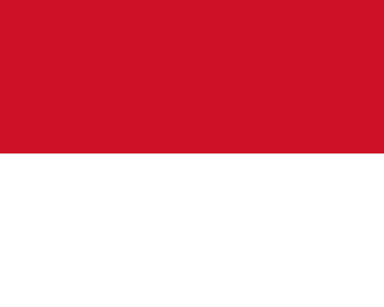Флаг Монако