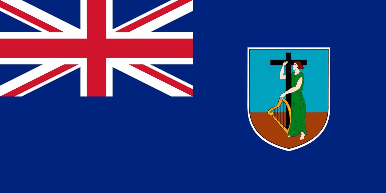 Флаг Монтсеррат