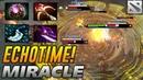 Miracle Shaker ECHOTIME! Highlights Dota 2