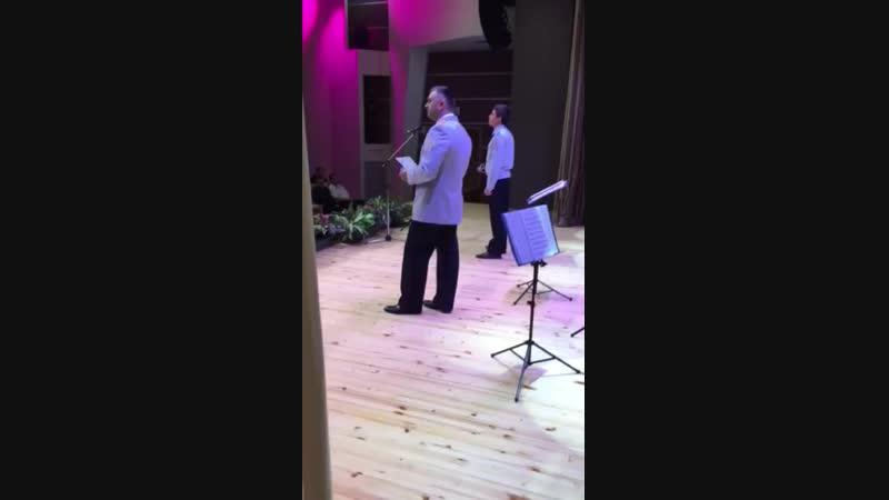 концерт в Главке