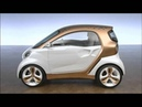 Smart Forvision Concept (by Mercedes and BASF)