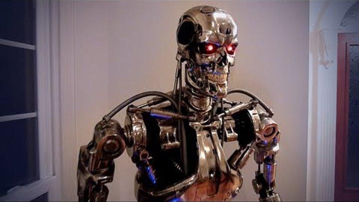 Terminator Endoskeleton T-800 Life-Size Statue Sideshow Veteran Combat Version