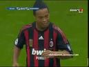 Ronaldinho-Milan Серия А lematch sampdoria 1calcio0809 ronaldinho10 com