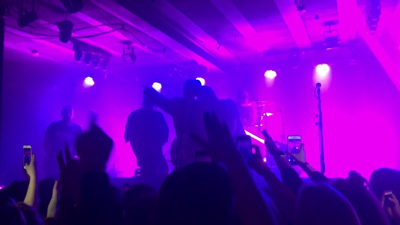 Chase Atlantic- YOU TOO. Manchester (7/12/18)