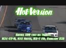 Best MOTORing / Hot Version Битва 500 сил на Эбису! S15 Silvia, R34 GT-R, Fairlady Z32, RX-7 FD BMIRussian