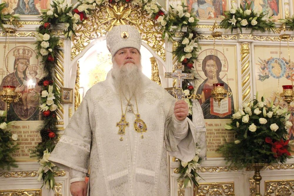 В Рождество Христово